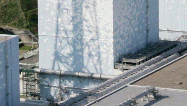 Третий реактор японской АЭС Фукусима-1