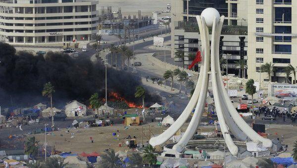 Беспорядки в столице Бахрейна, 16 марта 2011 г.
