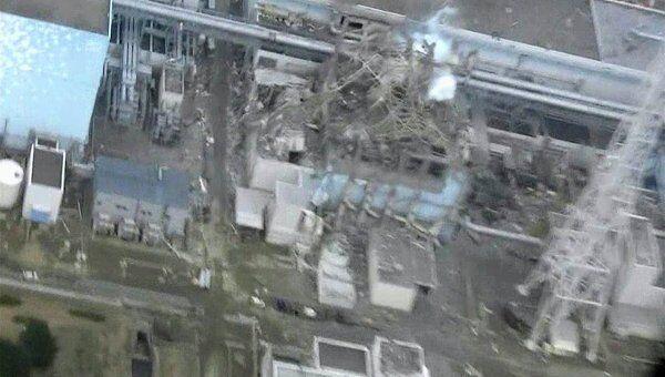 Разрушения на АЭС Фукусима в Японии