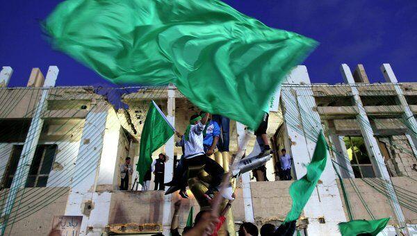 Сторонники Каддафи в Триполи