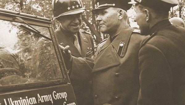 Фото из архива семьи маршала Конева