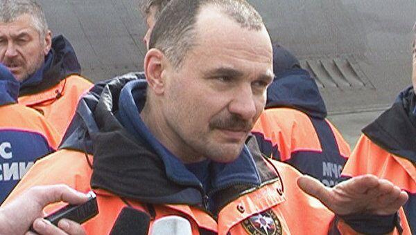 Вернувшиеся из Японии российские спасатели рассказали о работе в Сендае