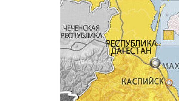 Республика Дагестан, Каспийск