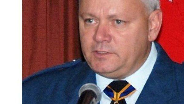 Генерал-лейтенант Шарль Бушар