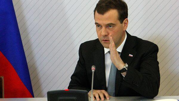 Заседание комиссии по модернизации и технологическому развитию экономики России