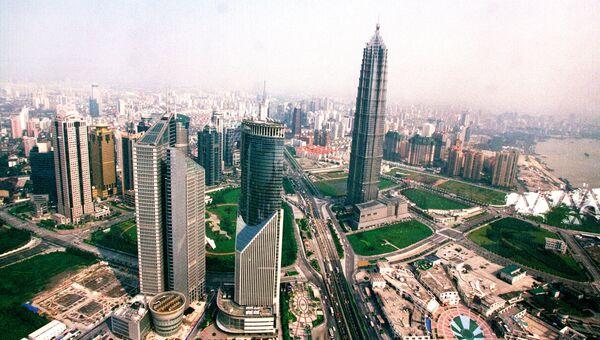 Шанхай. Архив