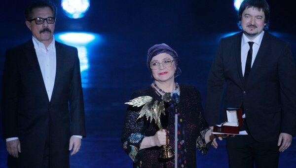 Церемония вручения национальной премии Ника