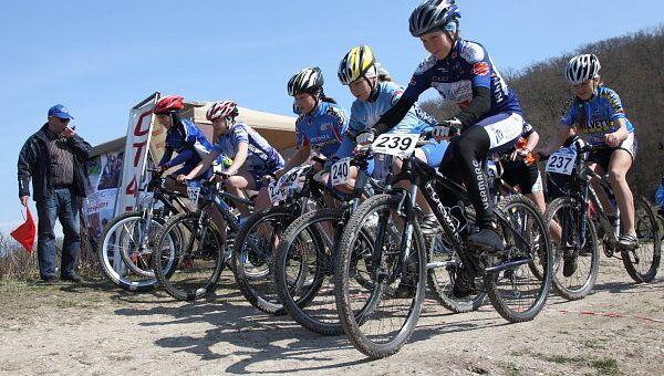 Всероссийские соревнования по велоспорту – маунтинбайку