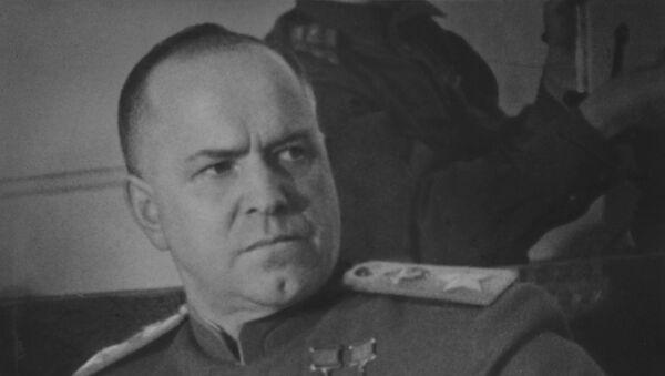 Георгий Константинович Жуков. Архив