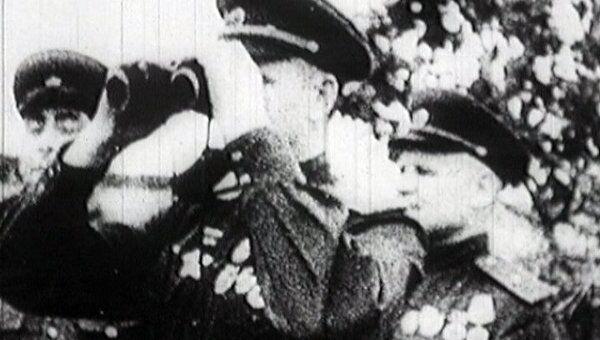 За операцию Багратион Рокоссовского наградили звездой маршала