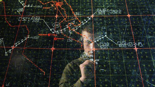 Крупномасштабные учения Военно-воздушных сил (ВВС) и войск противовоздушной обороны (ПВО). Архив