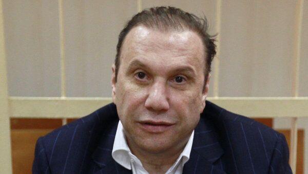 Бизнесмен Виктор Батурин