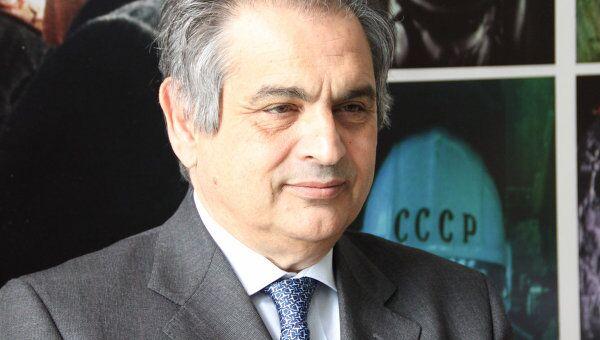 Энрико Саджезе, архивное фото