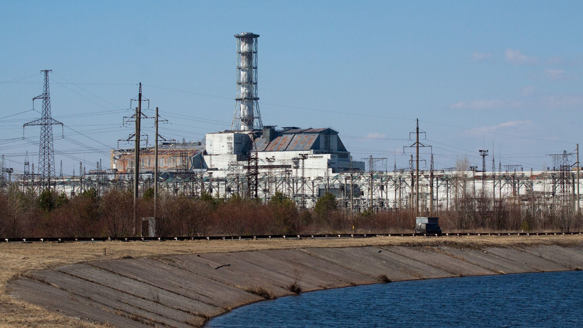 Город Припять, зона отчуждения Чернобыльской АЭС - РИА Новости, 1920, 12.05.2021