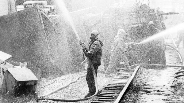 Дезактивация территории Чернобыльской АЭС