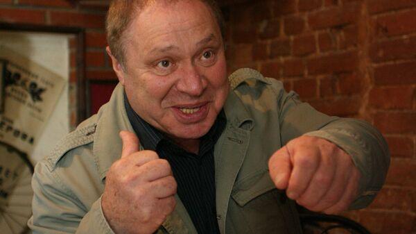 Иосиф Райхельгауз - член жюри Всероссийского драматургического конкурса Действующие лица