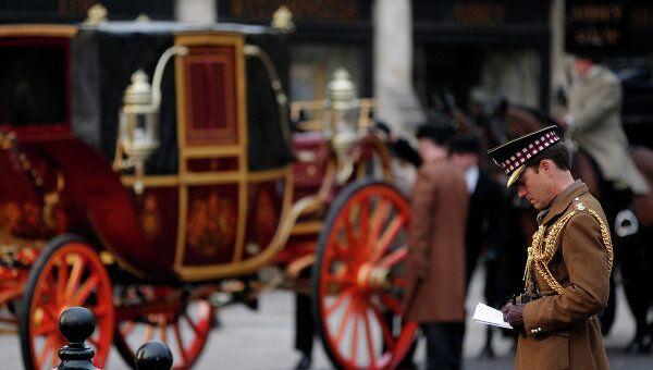 Подготовка к королевской свадьбе в Лондоне