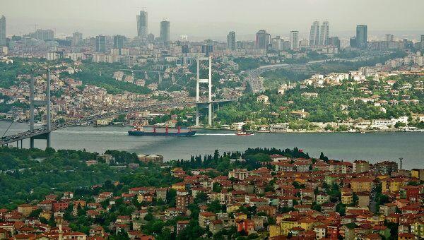 Стамбул. Турция. Архивное фото