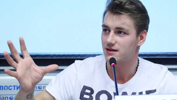 П/к с участником Евровидения - 2011 Алексеем Воробьевым