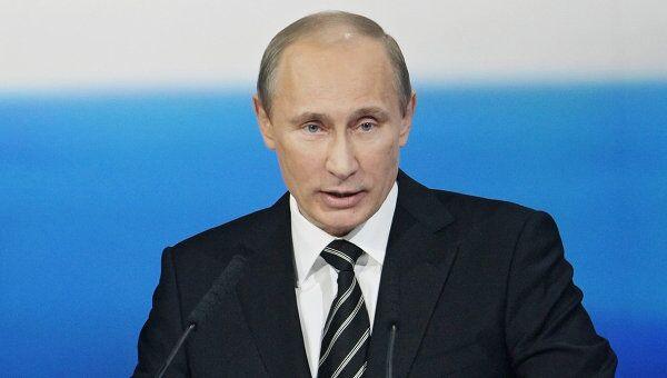 Рабочая поездка премьер-министра РФ Владимира Путина в Южный федеральный округ