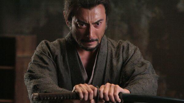 Харакири: Смерть самурая (Hara-Kiri: Death of a Samurai), режиссер Такаши Миикэ