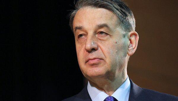 Министр культуры Александр Авдеев