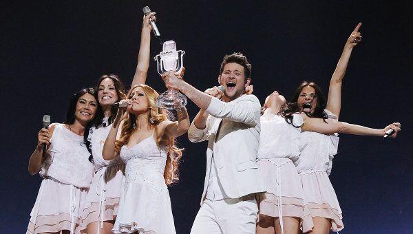 Музыкальный конкурс Евровидение 2011. Финал
