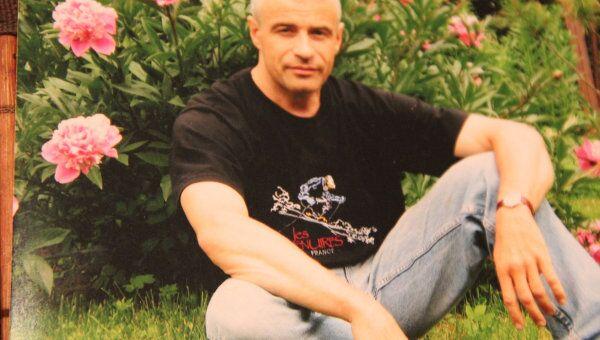 Эколог Константин Фетисов