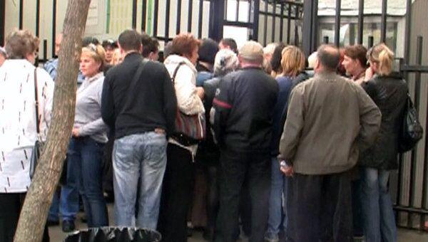 Торговцам рынка в Лужниках предлагают новые рабочие места за МКАДом
