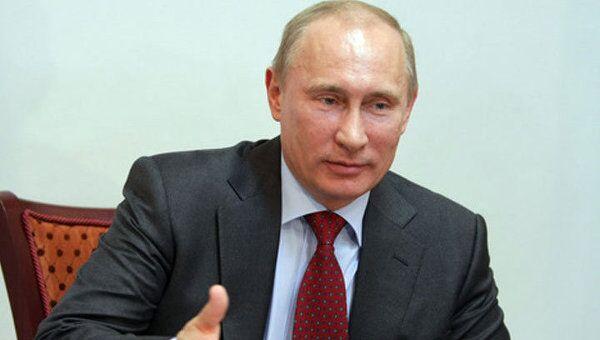 Путин ждет от ОНФ новых людей и свежие идеи для Единой России