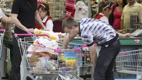 Повышеная активность потребительского рынка наблюдается в Минске