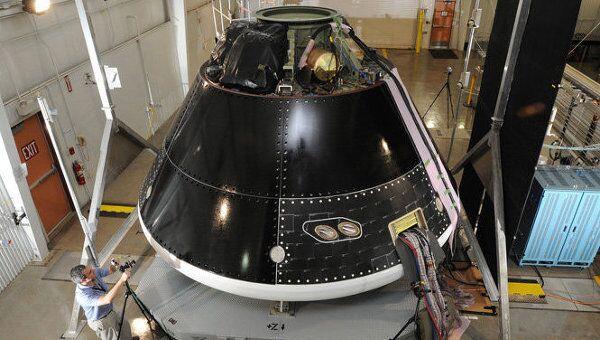 НАСА намерено строить межпланетные корабли на базе проекта Орион