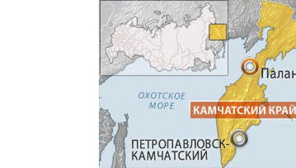 Потушен крупнейший в этом сезоне на Камчатке природный пожар