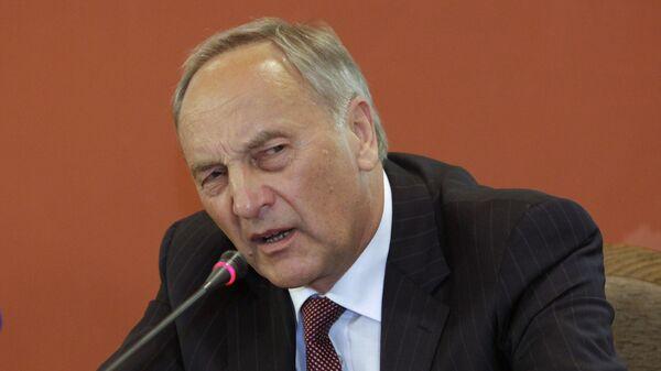 Экс-президент Латвии Андрис Берзиньш