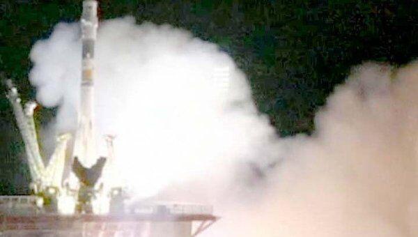 Корабль Союз ТМА-02М успешно отстыковался от ракеты-носителя