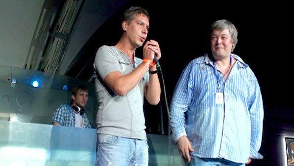 Стриженов презентовал фильм Самоубийцы в день своего рождения