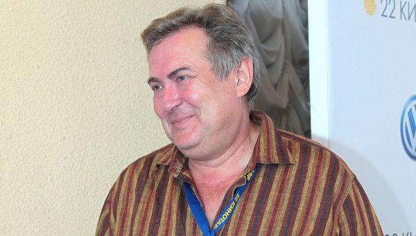 Член жюри Кинотавра-2011 Юрий Стоянов