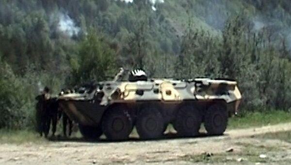 Силовики уничтожили группу боевиков в КБР с помощью минометов
