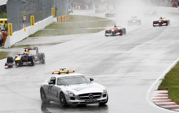 Гонка Гран-При Канады