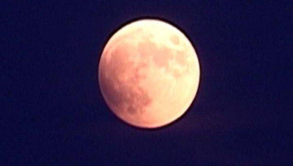 Луна над Воронежем стала красной в ночь на 16 июня