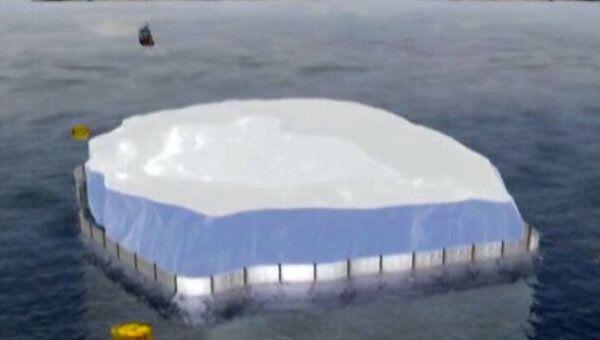 Ученые нашли способ буксировать айсберги в засушливые страны