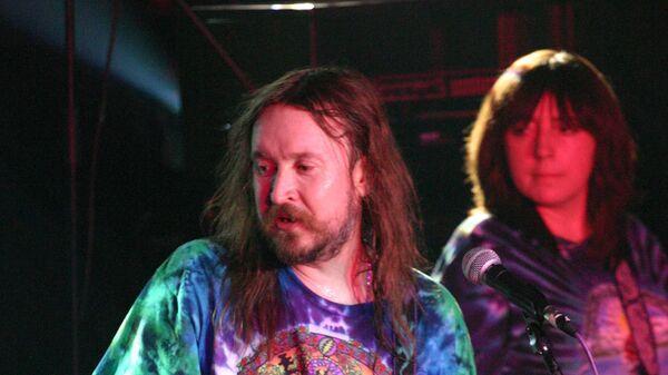 Концерт лидера группы Гражданская оборона Егора Летова в московском клубе Апельсин 19 ноября 2006 года