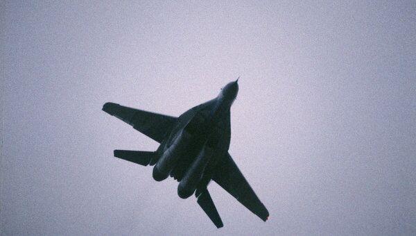 Самолет МиГ-29. Архив