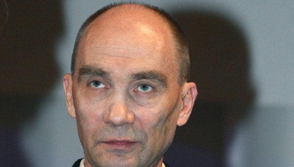 Главнокомандующий ВМФ адмирал Владимир Высоцкий