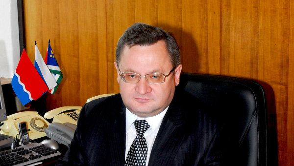 Руководитель управления Генпрокуратуры РФ Вячеслав Сизов. Архив