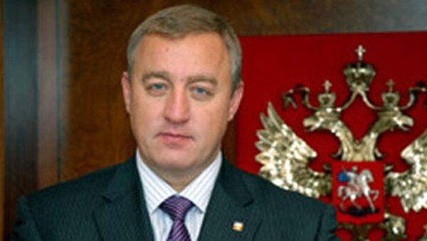 Мэр Пятигорска Лев Травнев