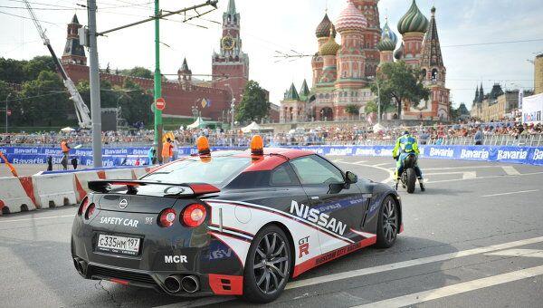 Автошоу Moscow City Racing 2011