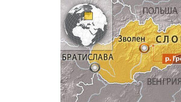 Руководитель группы российских школьников пропал в Словакии