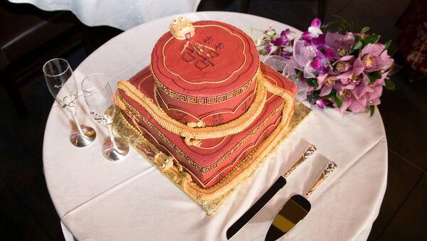 Торт. Архивное фото