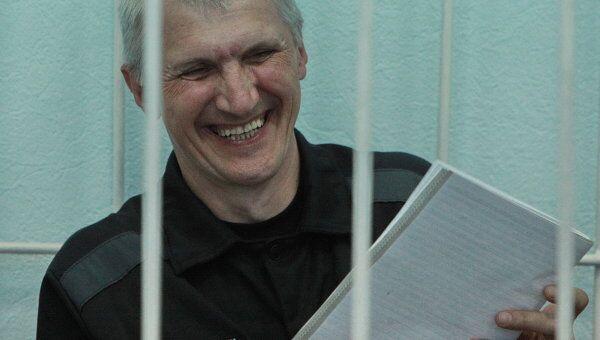 Рассмотрение ходатайства об условно-досрочном освобождении Платона Лебедева